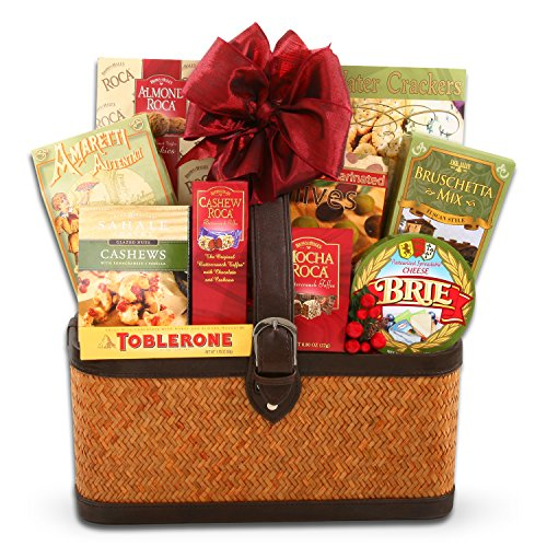 Italian Holiday Gourmet Gift Basket (Easter Baskets For Men)