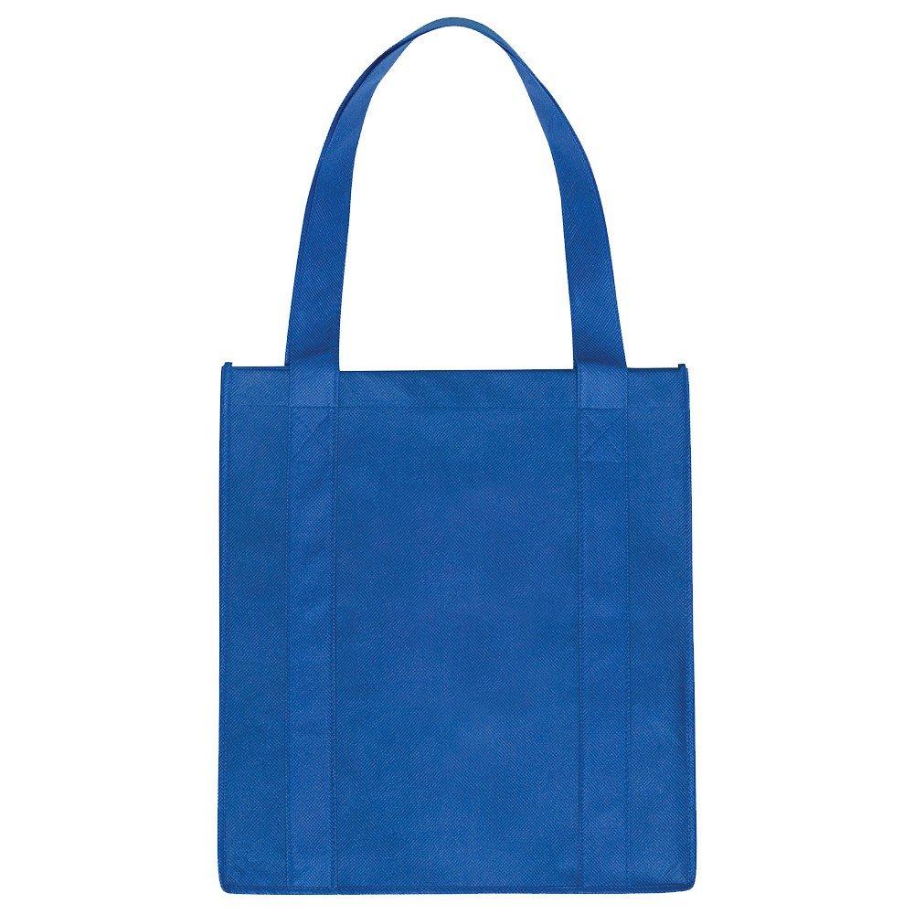 OTTO Non-Woven Polypropylene Grocery Tote Bag Green Dk