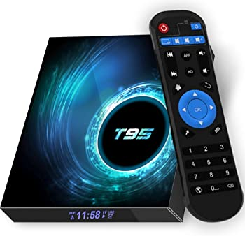 USBNovel T95 Android TV Box