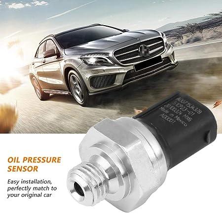 Sensor de presión de aceite - 1 PC del interruptor del sensor de presión de combustible del escape del automóvil para Mercedes-Benz W169 W245 A0071534328.