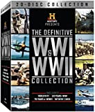 History Presents: The Definitive WWI and WWII Collection [DVD]