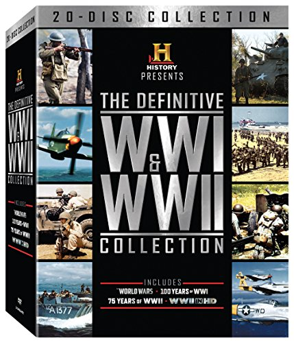 History Presents: The Definitive WWI and WWII Collection - Collection Wwii