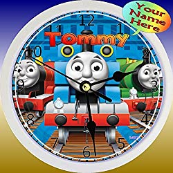 Personalized Thomas The Tank & Freinds Wall Clock