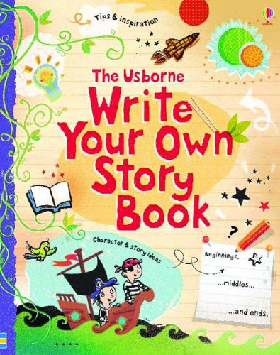 Read Online Write Your Own Story Book pdf epub