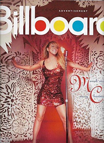 Billboard Magazine - November 20, 2010 - Mariah Carey (