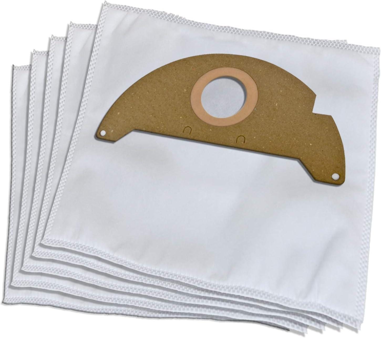 12x Stabsaugerbeutel für Kärcher Staubsauger 6.904-322.0 MV 2 WD 2 A 2054 A 2064