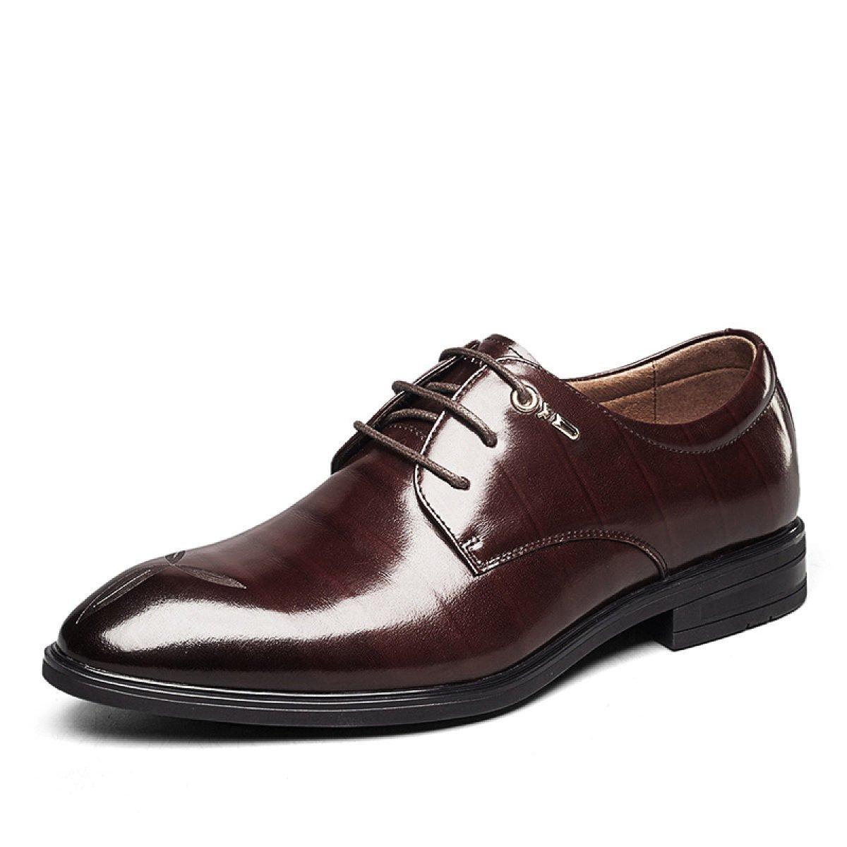 Herren Herren Herren Oxfords Leder Kleid Schuhe Modern Classic Casual Lace-up Herren Bequeme Schuhe Formale Business-Schuhe Für Männer 8a8f1c