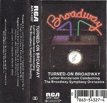 Amazon.com: Turned-On Broadway: Music