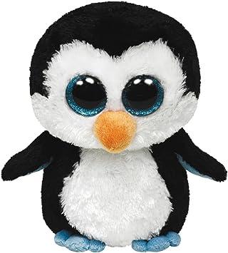 Peluche 40 cm Waddles Pinguino: Amazon.it: Giochi e giocattoli