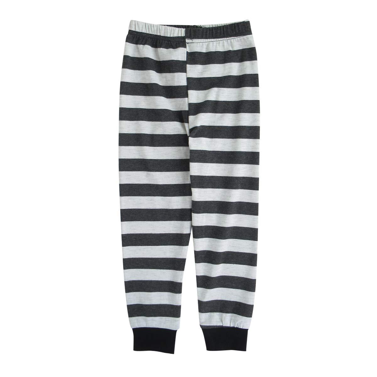 MOMBEBE COSLAND Kids Cotton Pajamas Set Kids Sleepwear