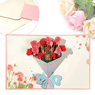 Anniversary Mom And Dad Greeting Card w//Envelope NEW