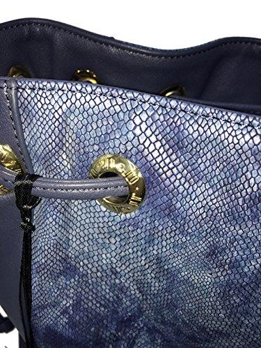 BORSA A SECCHIELLO J.LO BY JENNIFER LOPEZ BLUE BAG BAGJL6178BL