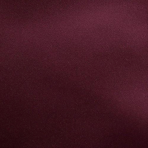 Ultimate Textile -3 Dozen- Bridal Satin 20 x 20-Inch Dinner Napkins, Burgundy Red by Ultimate Textile (Image #3)