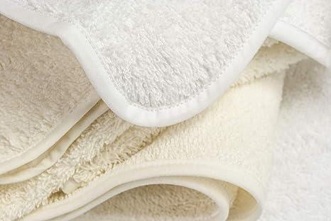 Asciugamani tutte misure: Viso e Bidet, Lenzuolo e Telo Doccia - Blanco, Conjunto