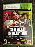 Red Dead Redemption: Game of the Year Edition - Xbox 360