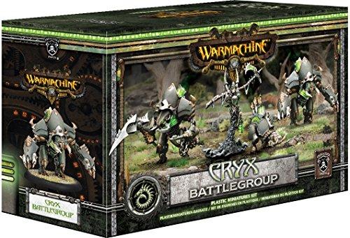 Privateer Press Cryx Battlegroup Miniature Game Model