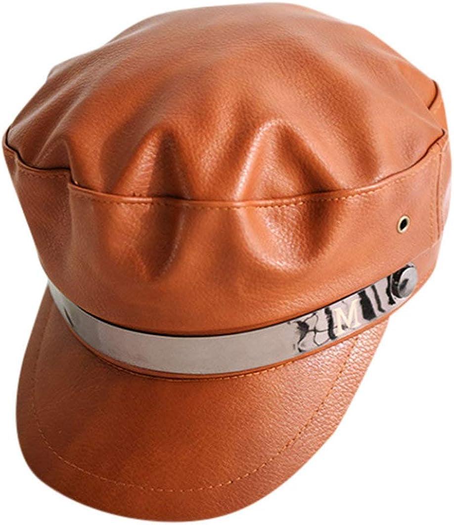 Winter Autumn Newsboy Hat...