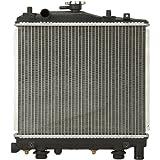 Spectra Premium CU263 Complete Radiator for Ford Festiva