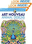 Dover Creative Haven Art Nouveau Anim...