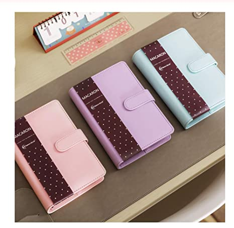 HURDSK CuadernoCute Spiral Notebook A5 Office Personal Diary ...