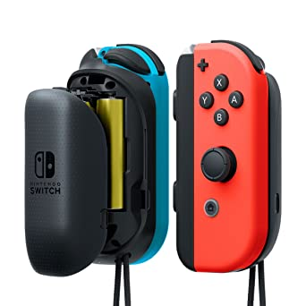 Nintendo Switch Joy-Con AA Battery Pack Accessory Pair
