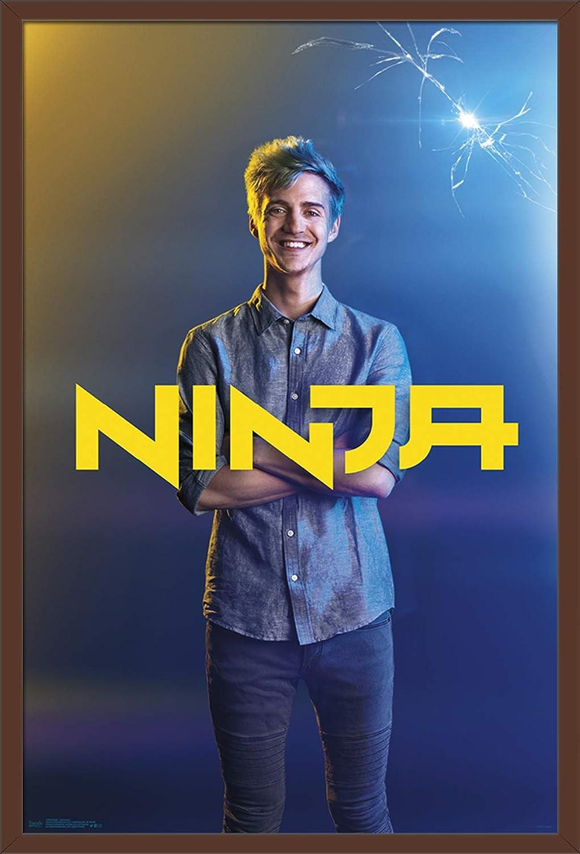 Amazon.com: Trends International Ninja-Awesome Clip Bundle ...