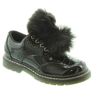 Lelli Kelly - Lk8289 Dasia Brogue Shoes in Black Patent  Amazon.co ... db635c64074