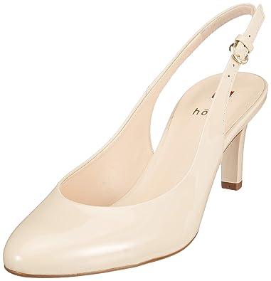 low priced c2ecc 4a16a HÖGL Women's Eterna Sling Back Pumps: Amazon.co.uk: Shoes & Bags