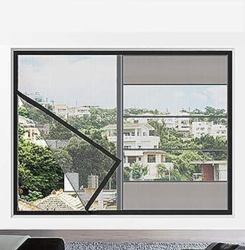 Mosquiteras para ventanas Sin PunzóN, Cualquier Tamaño, para Ventana Correderas Mosquitera para Ventanas Malla Mosquitera Protección Anti Insectos Mosquitos,Gray,0.7 * 1m: Amazon.es: Bricolaje y herramientas