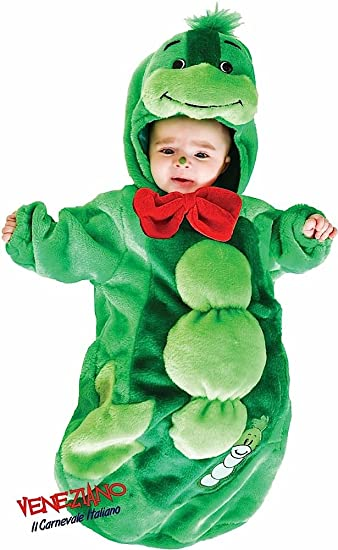 86a87a7706985 Italian Made Baby Boys Girls Green Peas in a Pod Sleeping Bag Bedding  Halloween Fancy Dress Costume Outfit 0-3 Months: Amazon.co.uk: Baby