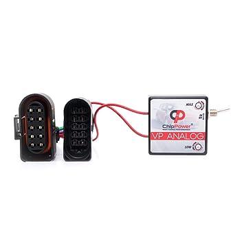 Chip Tuning caja para Volkswagen Polo 1.9 SDI 64 Potencia de HP rendimiento VPA: Amazon.es: Coche y moto