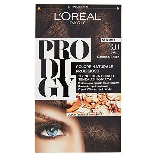 3 opinioni per L Oréal Paris Prodigy Colorazione Permanente 67104b5a2fd3