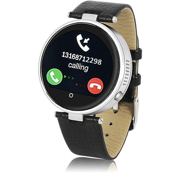 Amazon.com: Indigi Stylish Bluetooth SmartWatch Phone Built ...
