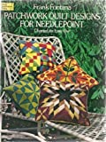 Patchwork Quilt Designs for Needlepoint, Frank Fontana, 0486233006