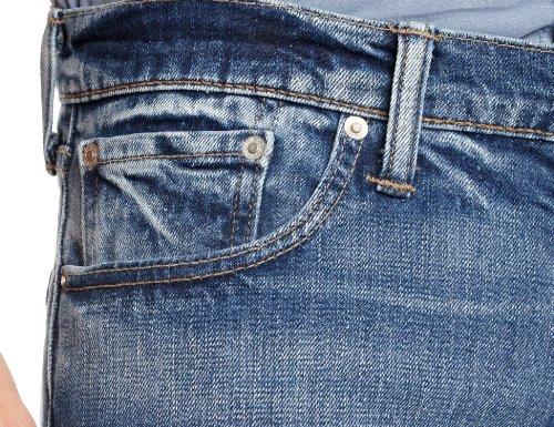 Levi's Slim Blu 511 clarity Fit Uomo 0968 Jeans r46rCxqw