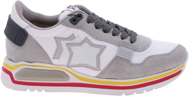 Atlantic Stars Luxury Fashion Mens PEGASUSBGJ01 Grey Sneakers | Fall Winter 19