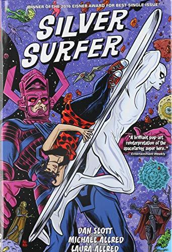 Silver Surfer By Slott & Allred Omnibus