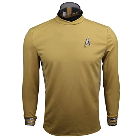 nihiug Star Trek 3 Beyond The Stars Captain Coach Disfraz ...
