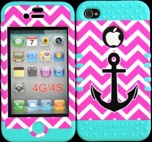 iphone 4 bumper pink - 5