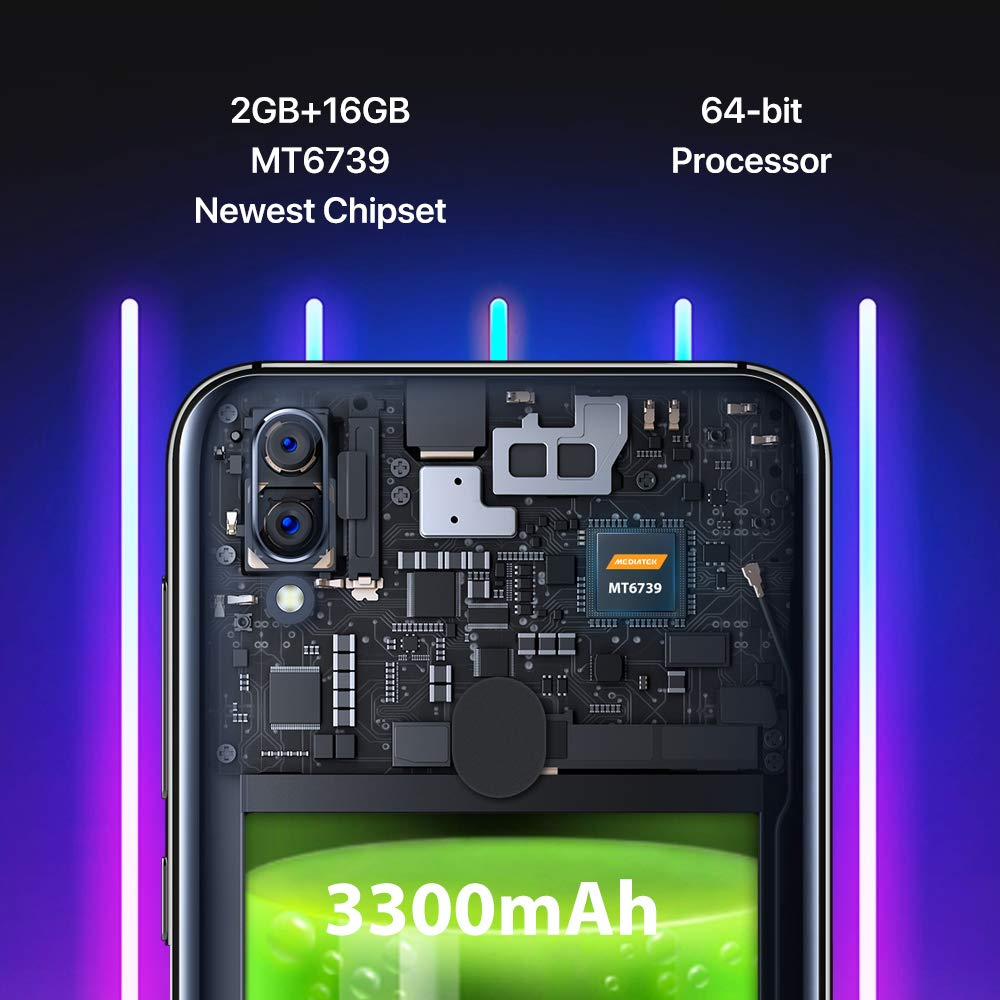 Amazon.com: UMIDIGI A3 Smartphone: UMIDIGI Direct Store