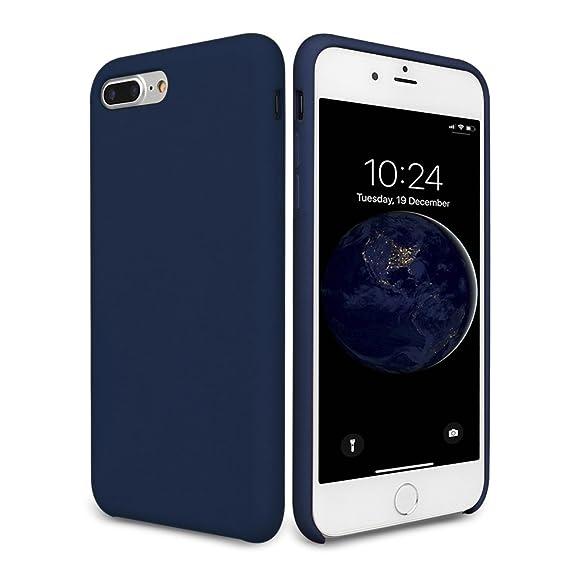 Amazon Com Iphone 8 Plus Case Iphone 7 Plus Silicone Case