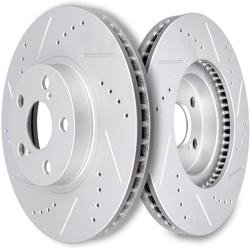 Front and Rear Brake Rotors For COROLLA XRS CELICA GTS MATRIC TC VIBE