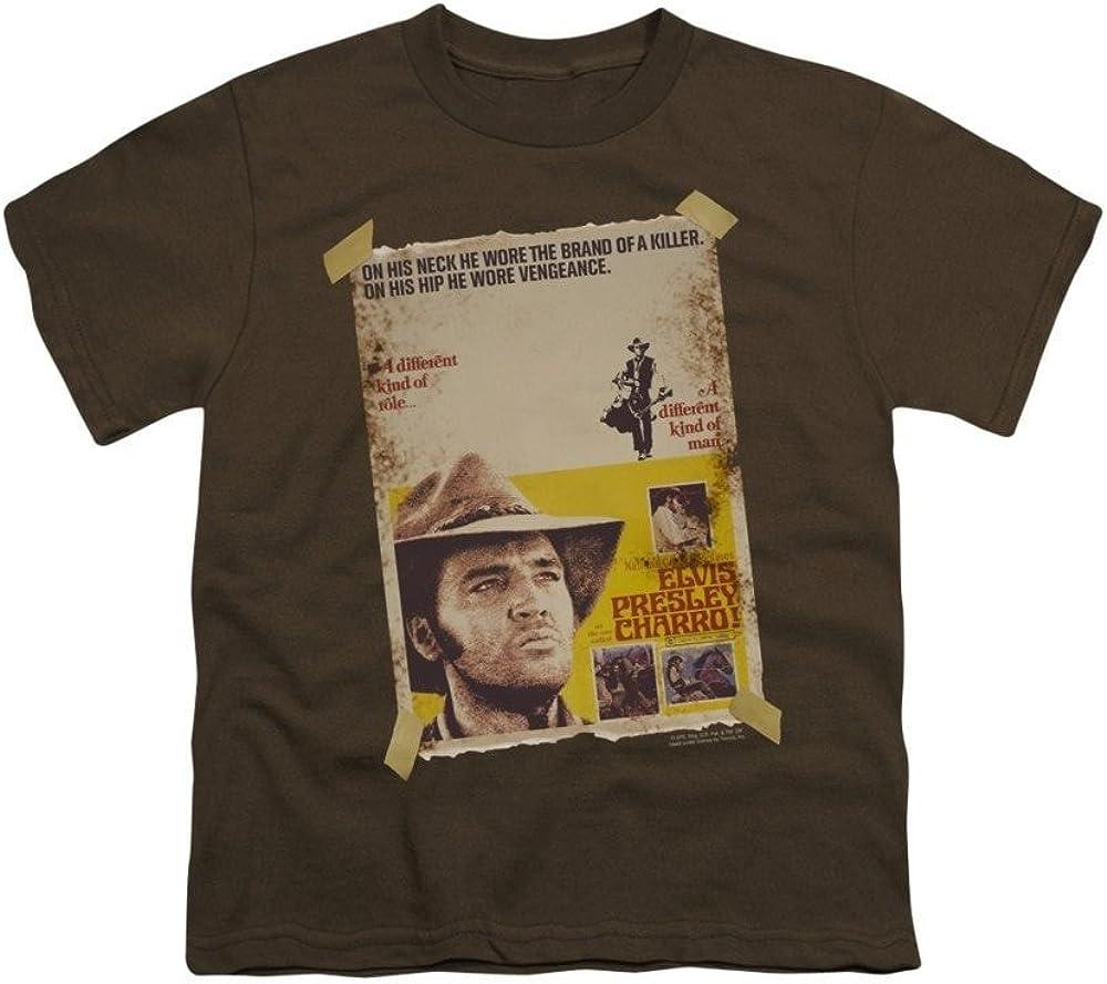 Elvis Presley Charro Youth T-shirt