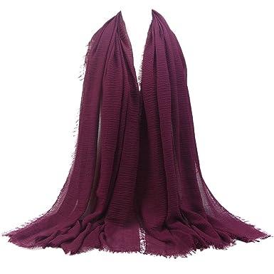 Echarpes foulards femme Foulards Echarpe Foulard Long dame écharpe châle écharpe  femme écharpe wrap écharpes de 37c7d4f9078