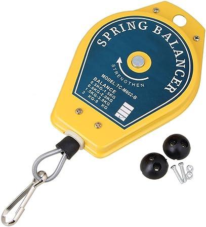 Retractable Spring Balancer Tool Fixtures Holder Hanging 3-5kg