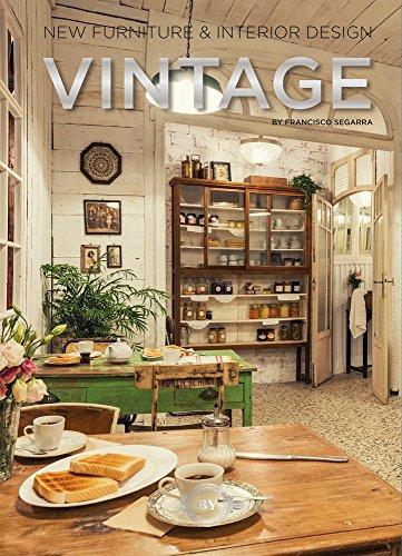 Vintage: New Furniture and Interior Design