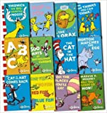 img - for Dr. Seuss Set of 14 Books: Bright and Early Beginning and I Can Read It All By Myself (Fox in Socks, Green Eggs and Ham, Hop on Pop, Are You My Mother, Cat in the Hat, Cat in the Hat Comes Back, A People House, Wocket in my Pocket, One Fish Two Fish, Foot Book, Marvin K. Mooney, I Can Read Eyes Shut, A Book, B Book) book / textbook / text book