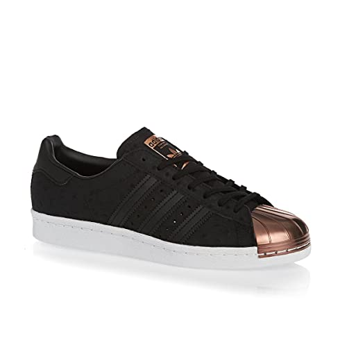 f38d9c7122a4d6 adidas Women s Originals Superstar 80 S Metal Toe Trainers in Core ...