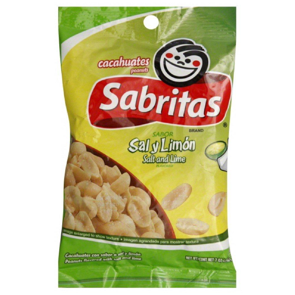 Gamesa Sabritas Pnut Salt&Lime