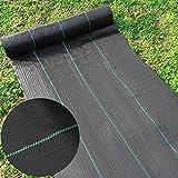 Happybuy Landscape Fabric 6.5ft x 300ft